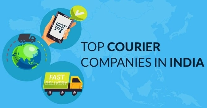 Top And Fast Courier Companies In India